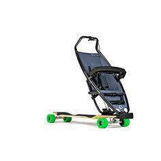 Designer kinderwagen longboard quinny  Quinny longboardstroller – fusing longboarding & strollers ...