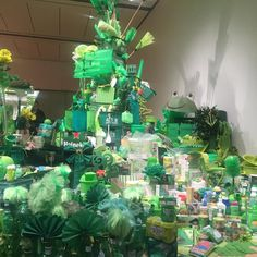 So #green #installation #art #megacitiesasia #mfaboston