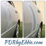 Paintless Dent Repair ~ All repairs done at a location convenient for you. Serving the Columbus, Georgia area since 1997. ~ PDRbyEddie.com ~ 706.888.8625 ~ #pdrbyeddie.com  #pdrbyeddie #beforeafter #pdr #paintlessdentrepair #paintlessdentremoval #haildamage #columbusga #columbusgeorgia #phenixcity #fortbenning #hamilton #auburn