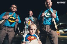 If there's a groom in your party (or your same sex wedding party is splitting responsibilities), you might be looking to see what traditional groomsmen duties get handled by the groom's c…