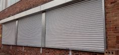 The benefits of #roller security #shutters highly contribute to protecting your home from the damaging effects of hurricanes.