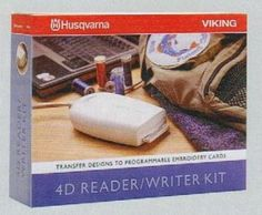 Kit HUSQVARNA 4D lecteur / enregistreur de carte.