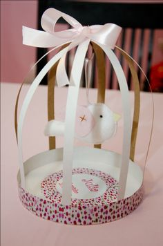 Adorable for baby showers...