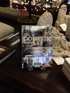 Domestic Art - find this at mertinsdykehome!