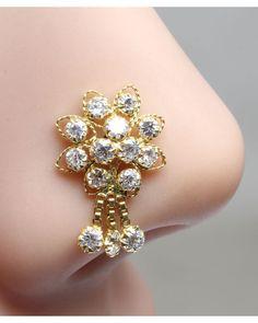 Diamond Nose Stud, Gold Nose Stud, Silver Nose Ring, Gold Nose Rings, Nose Ring Jewelry, Nose Piercing Jewelry, Body Jewelry, Piercings, Fancy Jewellery