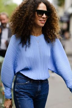 The Best Street Style Snaps From Paris Fashion Week