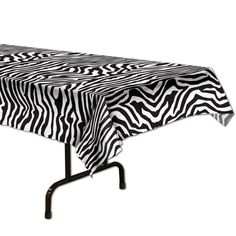Check out the deal on Zebra Print Plastic Tablecloth. #junglepartyideas #jungleparties #junglepartythemes #junglebirthdays #junglesafariparty #junglethemepartyideas #junglethemebirthdayparty #junglethemeparties #safarijungleparty #junglebirthdaypartyideas #junglebirthdayparties #junglepartydecorations #junglebirthdaytheme #safariparty #junglesafaribirthdayparty #junglekidsparty #partyjungletheme #junglethemebirthday #babyshower  #1stbirthday #photoboothprops #props #themepartyideas