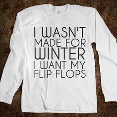 I WANT MY FLIP FLOPS @Josie Martinez Martinez Marie