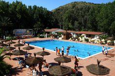 La piscina del Villaggio Marbella