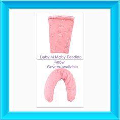 Baby m MOBY feeding support pillow with removable pillow cover... availabe on www.fashlink.com follow @babym_products on twitter and instagram or email babym.info@gmail.com