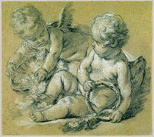 I adore Boucher cherubs François Boucher                                                                                                                                                                                 Plus