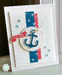 Stampin' Seasons: Ahoy from the Beach - FMS254