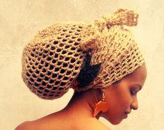 Old School RasTa Empress Headwrap style