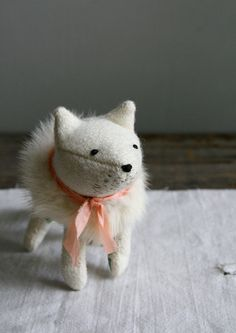 little arctic fox by everyeskimo.