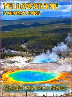 Yellowstone-National-Park-Wyoming-United-States-Travel-Advertisement-Poster-2