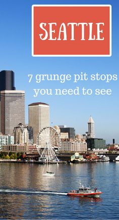 They say when in Rome, do what the Romans do. So what do you do when you are in Seattle Washington? Grunge it Up!!! ---7 grunge pit stops you need to see in Seattle--- Reciprocal Recording - Black Sun - The bench in Viretta Park  - Crododile - OK Hotel Apartments and Artists' Lofts - The Sound Garden - Vain ... http://localgrapher.com/post/61/7-grunge-pit-stops-you-need-to-see-in-Seattle-Vacation-photographer