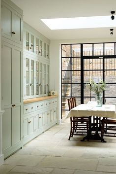 We could do wood counter for the baking area - as it sits out a bit like this?