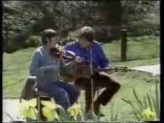 Dave Swarbrick and Simon Nicol - Three Drunken Maidens. BBC Pebble Mill at One, 1983(?)