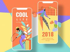 Check out the 10 graphic design trends that will rule in 2019! Get inspired and start creating with Bannersnack! #graphicdesign #inspiration #creativity