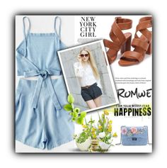 """Win Romwe 30$ coupon!"" by ramiza-rotic ❤ liked on Polyvore"
