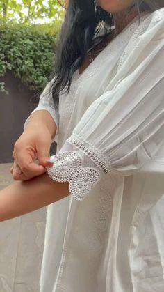 Indian Bridal Outfits, Indian Bridal Fashion, Indian Fashion Dresses, Pakistani Outfits, Stylish Dresses For Girls, Dress Clothes For Women, Stylish Outfits, Dress Neck Designs, Designs For Dresses