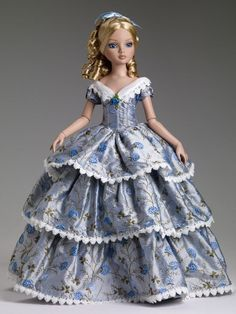 """~OVER THE TOP? ELLOWYNE~16"""" Fashion Doll~NRFB ~LE 125~ Gone with the Wind Event #WildeImagination"""