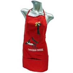Canada Goose Apron $9.99 Novelty Aprons, Canada Goose, Clothing, Outfits, Kleding, Clothes, Vestidos, Cloths, Outfit