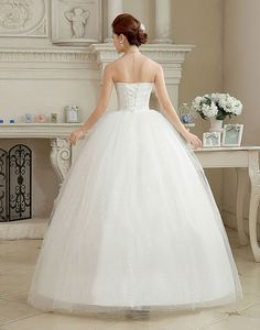 Rochie de mireasa printesa model Adela COD IDL3-b Corset, One Shoulder Wedding Dress, Boho, Wedding Dresses, Model, Fashion, Tulle, Mathematical Model, Moda