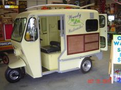 f367449fa2 Mailster...cushman..truckster.Ice cream truck