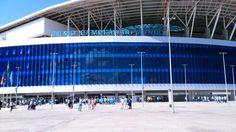 Arena do Grêmio em Porto Alegre, RS