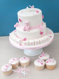 Christening Cakes - | the Cake Works cake maker for Darlington and the North East