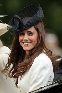 """2011 bei der """"Trooping the Colour"""" Parade in London"""