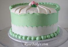 cake idea, cake decor, shower idea, bridel shower, eat cake, bridal showers, bridal shower cakes