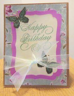 Birthday Card for Aunt Cyndi - Scrapbook.com