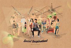 Social Inspiration!