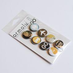 Go Flair Buttons   Ormolu