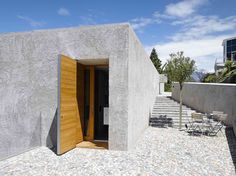 Beautiful and Calm House in Brione S.M. by Wespi de Meuron Romeo Architects5
