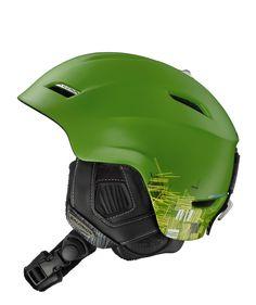 "Ski Helmet ""Phantom 10 C.Air"" by Salomon  #helmet #skiing #snowboard #engelhorn  www.sports.engelhorn.de"