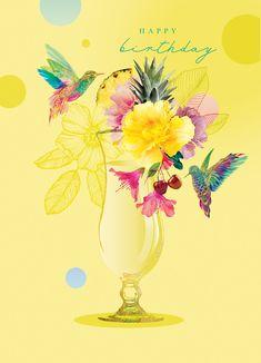 Facebook Birthday, Happy Birthday Art, Happy Birthday Wishes Cards, Happy Birthday Images, It's Your Birthday, Birthday Pictures, Birthday Cards, Birthday Wishes Flowers, Happy B Day