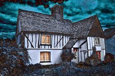 Beware the Witches' House..!  by Geoff Carpenter