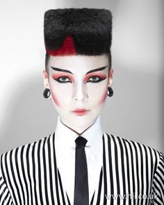 09507  most amazing punk hairstyles women 17 Most Amazing Punk Hairstyles for Females