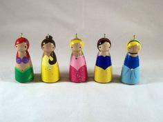 Fairytale Princess Pendant Favor Party Pack