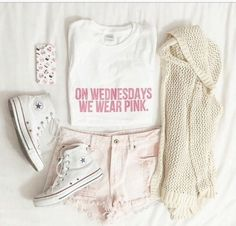 Imagen de outfit, fashion, and pink