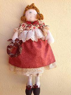 Bonequinha de Natal, via Flickr.