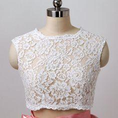 Custom Lace top