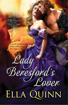 Historical Romance Lover: Lady Beresford's Lover by Ella Quinn