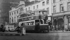 Royal Hotel & Walkers Pub.. Lime St 1957
