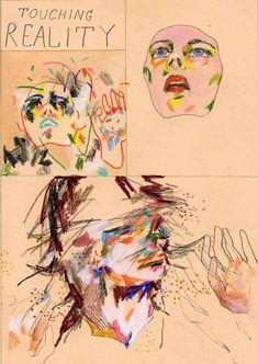 Aidan Koch, comics, sequential art