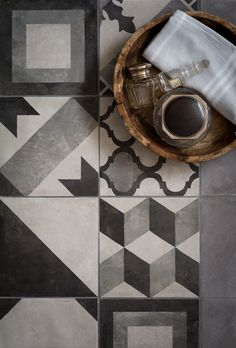 Decorative Tile Board Bathroom Inspirationmood Board Of Warm Earthy Tonesall Tiles