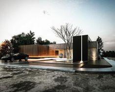 "763 Me gusta, 28 comentarios - CarlosNuñez (@arqcarlosnunez) en Instagram: ""| Villa H5 | Aalborg, Denmark.. #architecture #art #architect #archdaily #design #luxury…"""